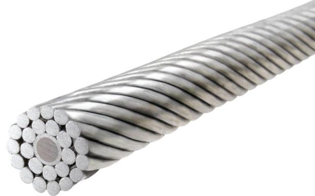ACS (Aluminium Clad Steel)