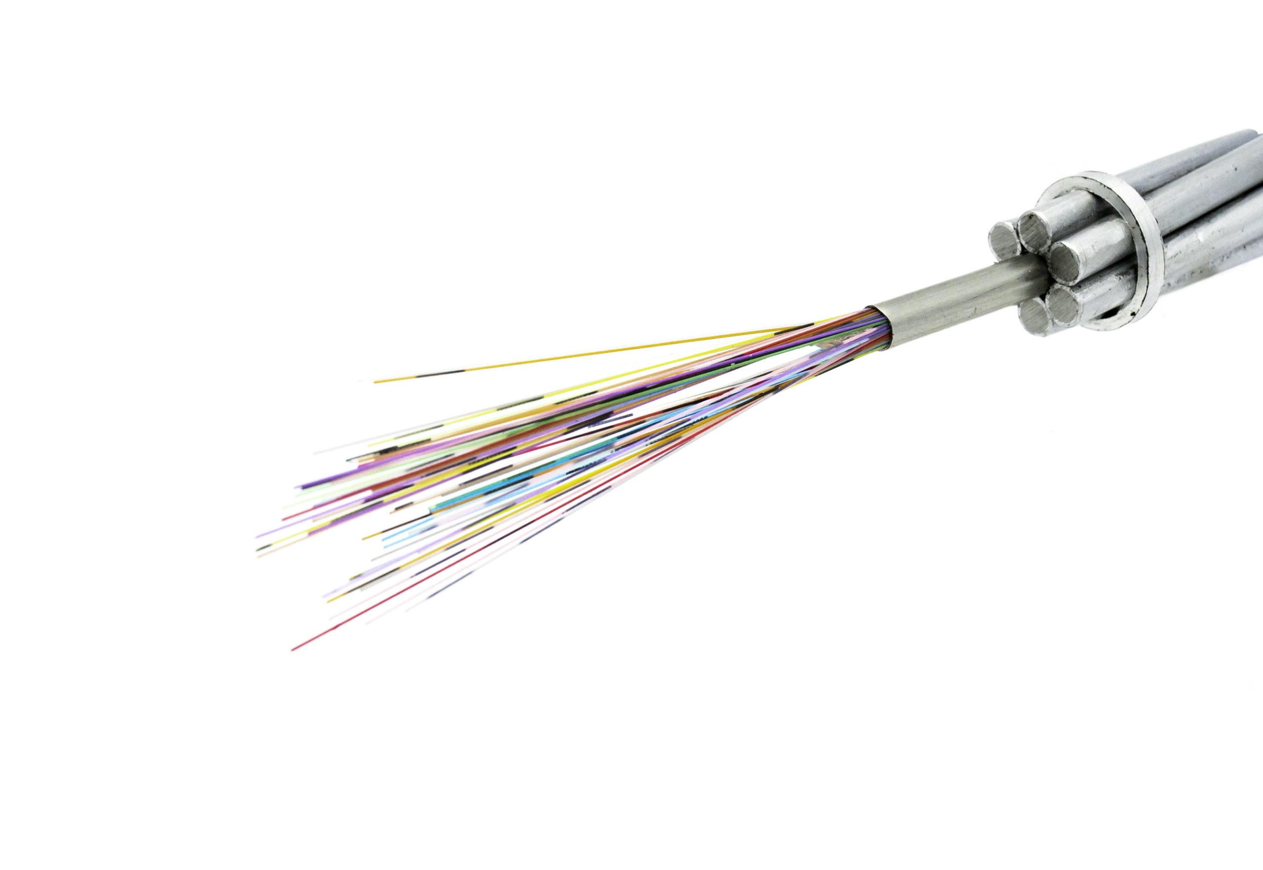 OPGW (Optical Ground Wire)