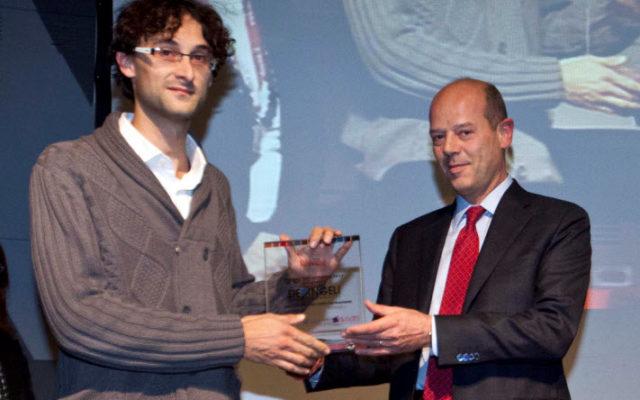 """Fòrema """"Top Forming"""" prize 2012"""