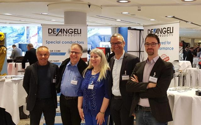 Our company at the Netzbau und Netzbetrieb forum in Stuttgart