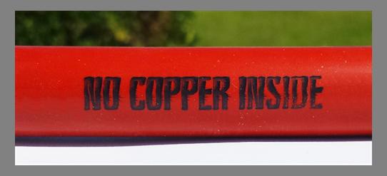 No Copper Inside