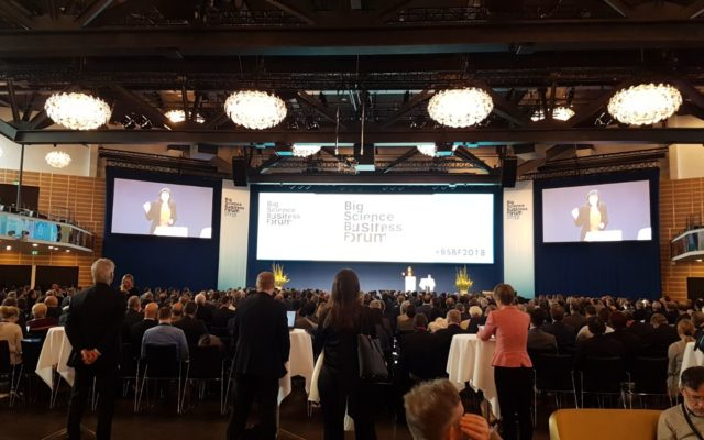 Big Science Business Forum – Copenhagen