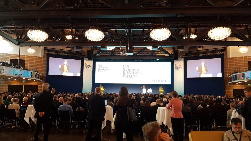 Big Science Business Forum