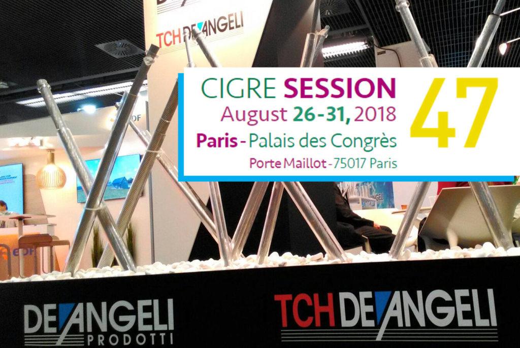 De Angeli Prodotti al CIGRE 2018