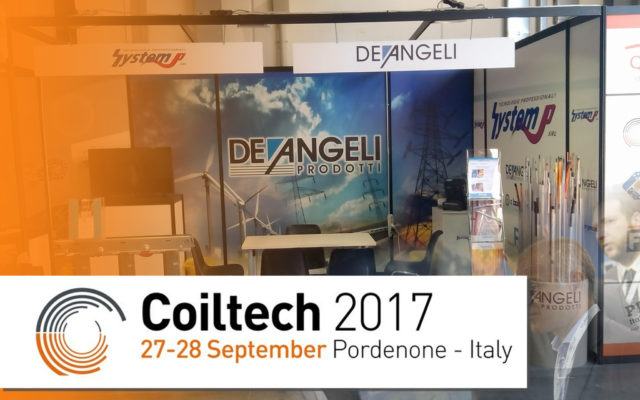 Coiltech 2017 Pordenone: 27th – 28th September
