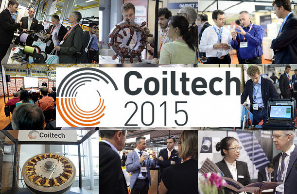 QUiCKFairs Coiltech 2015 September – 23rd to 24th in Pordenone