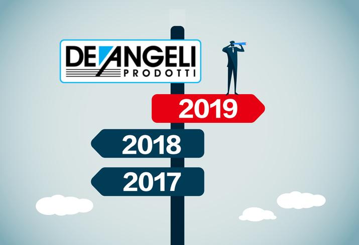 De Angeli Prodotti: verso il futuro!