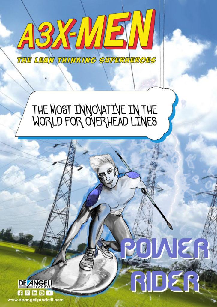 A3X-Men - Power Rider