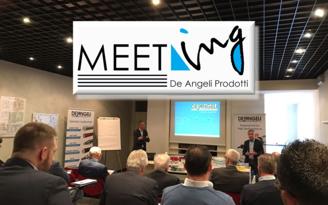 The first MEET-ing in De Angeli Prodotti