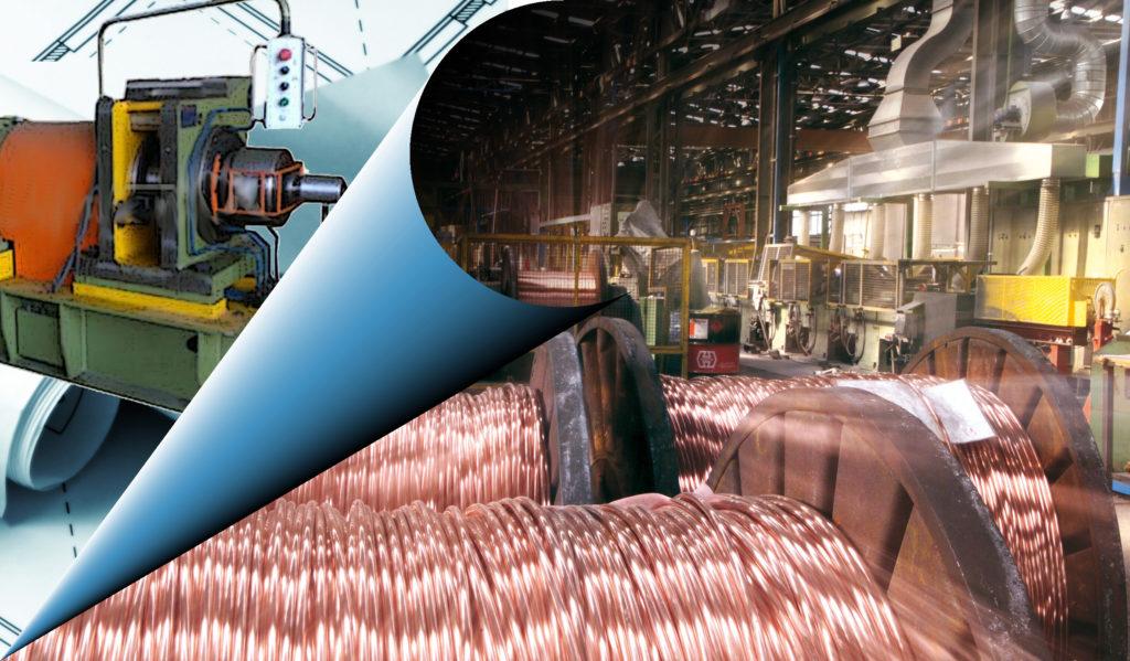 Nuovo estrusore TLJ300 produzione alluminio