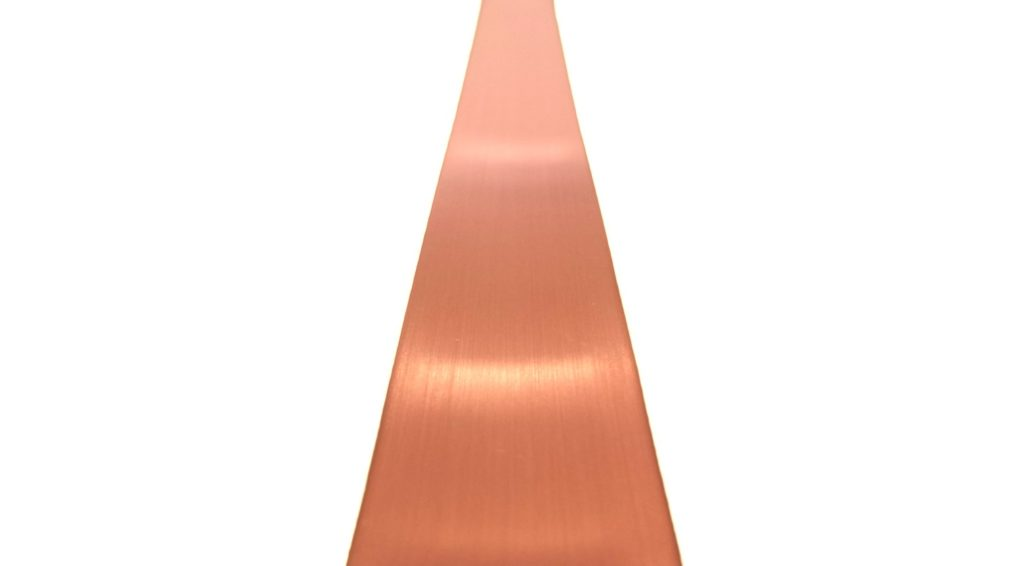Bare conductor copper for mechanical applications